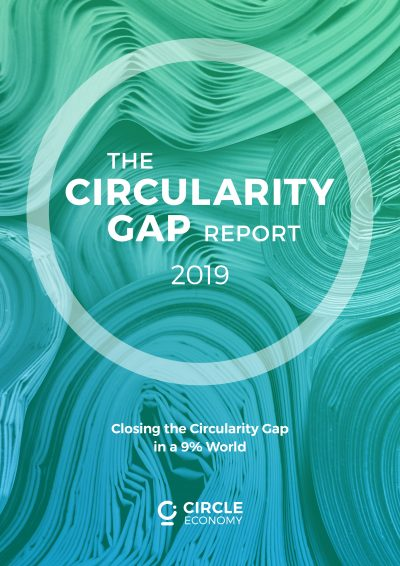 Global Circularity gap report on climate change, construction sector and captical goods.
